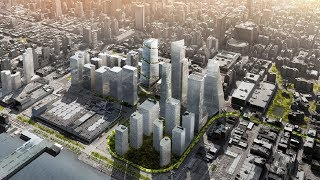 7 Biggest Building Projects Underway in New York City
