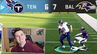 A Texans Fan Called Me Out, So I Exposed Him With Mariota!