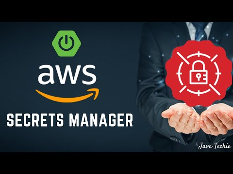 Spring Boot | Manage your credentials using AWS Secrets Manager | RDS