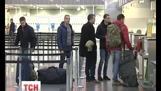 видео Заборони на виїзд військовозобов\'язаних за кордон немає