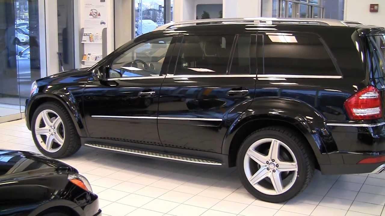 MercedesBenz 2010 GL550 AA574991C  YouTube