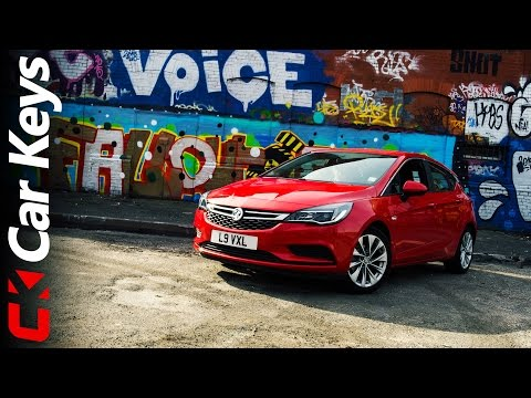 Vauxhall Astra 1.0-litre 2016 review (Opel Astra) - Car Keys