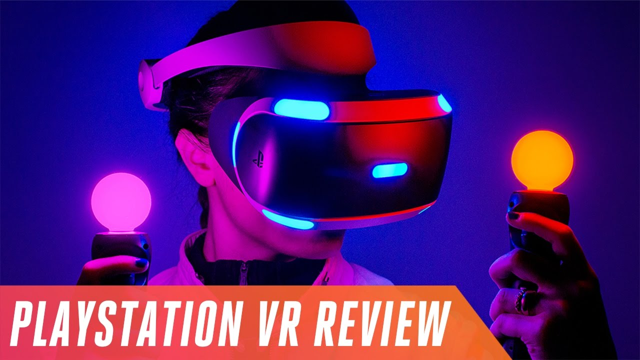 PlayStation VR review: When good enough is great The Verge