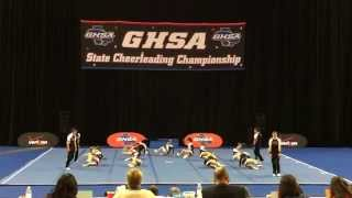2014 GHSA State Competition - Chestatee