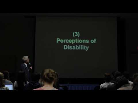 University Lecture Series Spring 2017: James Patton