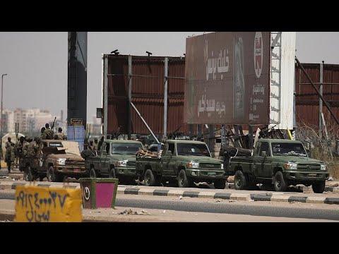 الإفراج عن رئيس الوزراء السوداني عبد الله حمدوك والاتحاد الأوروبي يهدد بقطع مساعداته للسودان  - نشر قبل 9 ساعة