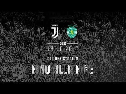 Juventus vs Sporting Clube de Portugal | Don't miss it!