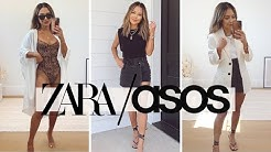 Zara & Asos Haul