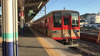 東武東上線 8000系 81107F 小川町 発