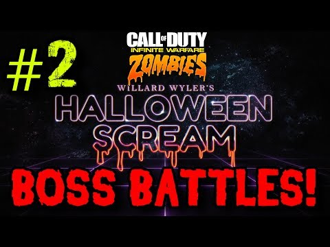 IW Zombies Boss Battles: Shaolin Shuffle & Attack of the Radioactive Thing!