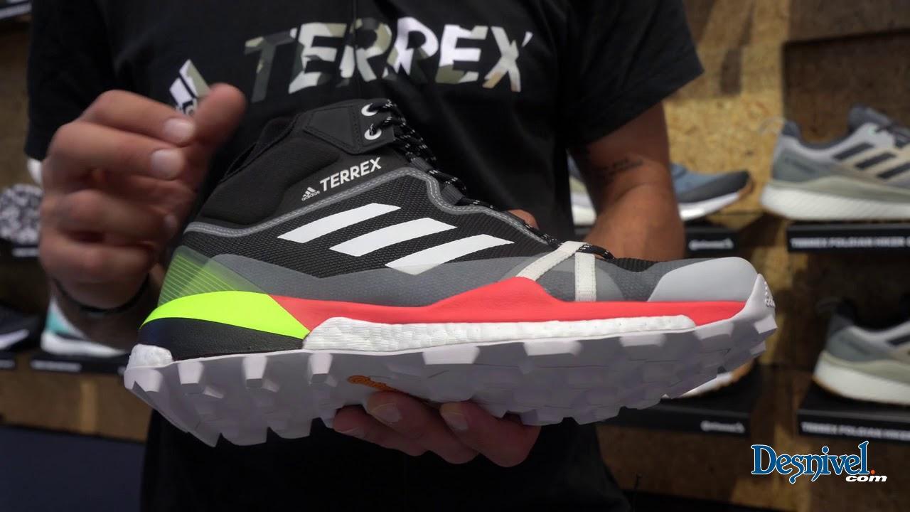 zapatillas trail goretex adidas