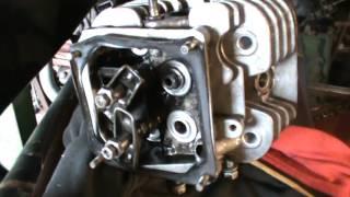 Ремонт двигателя УМЗ-341, от самодельного минитрактора на базе мотоблока АГРО. Часть №1.
