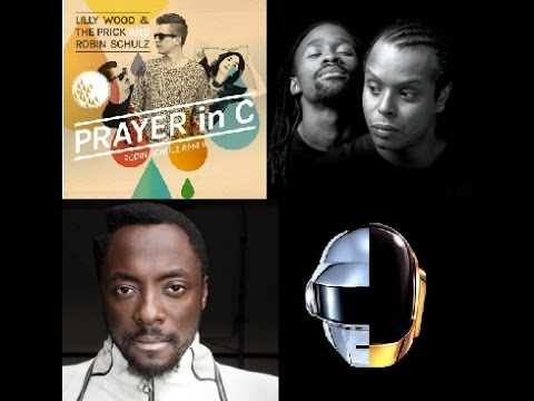 Madcon + Lilly Wood And The Prick + Daft Punk + Will.i.am [Mashup]