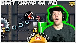 Bouncing Off Of Everything I See! Mario Maker