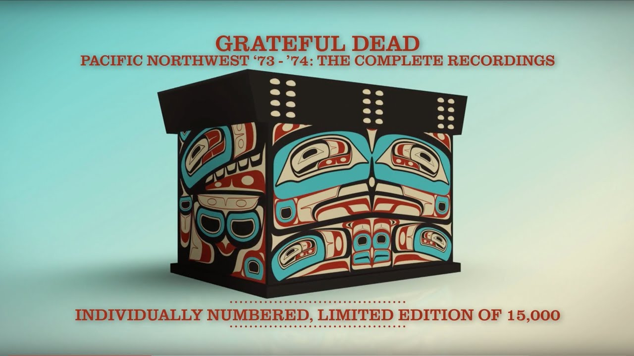 Pacific Northwest 73 74 The Complete Recordings 19 Cd Boxed Set