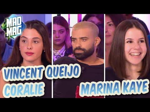Nouveauté - Le Mad Mag du 16/10/2017 avec Coralie & Marina Kaye