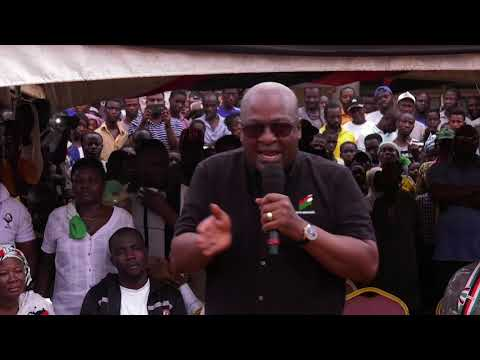 John Mahama meets Suame Constituency delegates of the NDC
