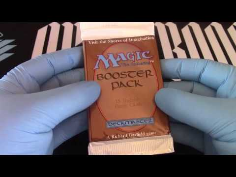 MTG Beta Booster 48  opened Magic the Gathering Openboosters!