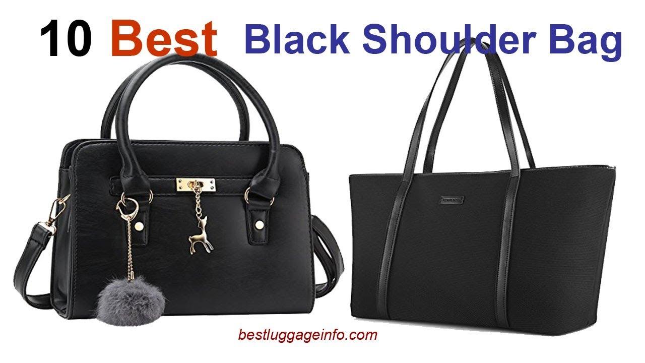 Best Black Shoulder Bag Ten Designer Handbags For Women