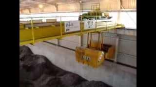 www.pbc-crane.com.pl Suwnica automatyczna do załadunku paliw alternatywnych w spalarniach
