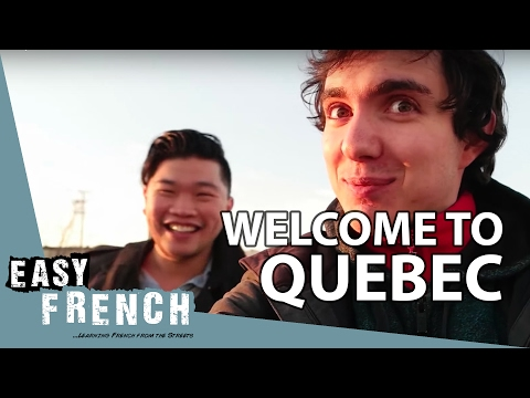 Easy French 61 - Welcome to Quebec