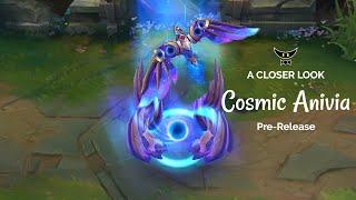 Cosmic Anivia Epic Skin (Pre-Release)