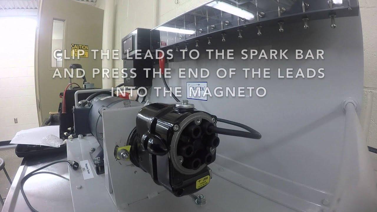 Magneto Testing