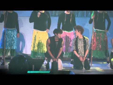 121027 SHINee Always Love (JONGHYUN)
