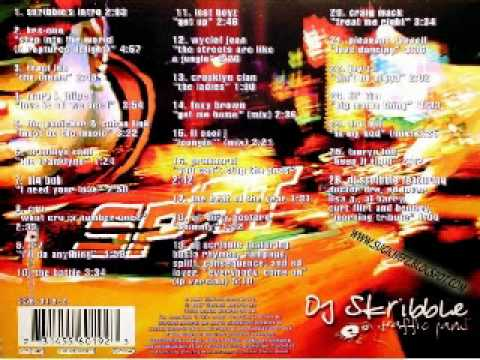 CRAIG MACK (W. DJ. SKRIBBLE) -