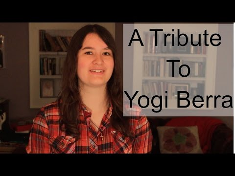 Tribute to Yogi