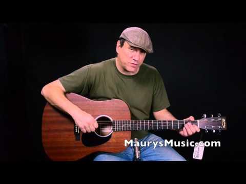 The Martin DRS1 at MaurysMusic.com