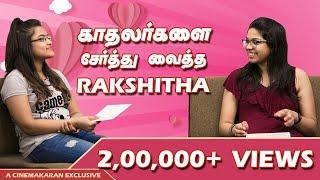கொஞ்சம் பாட்டு, கொஞ்சம் chat-u with Super singers Rakshita & Malavika | #chitchat | Part 1 | CK