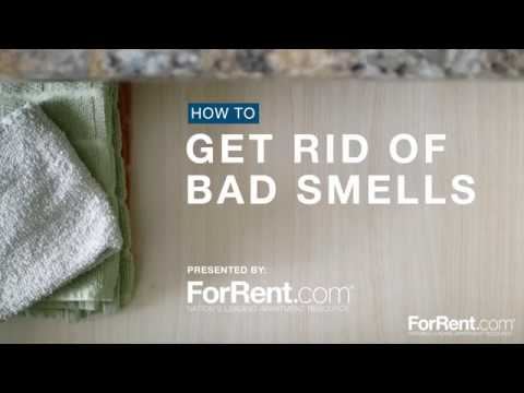 How To Get Rid Of Bad Smells