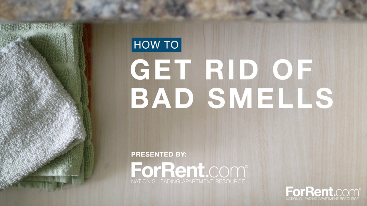 How To Get Rid Of Bad Smells Youtube