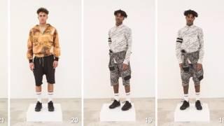Les Benjamins - Spring 2017 Menswear