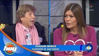 Juan Gabriel manda mensaje al presidente de México | Hoy