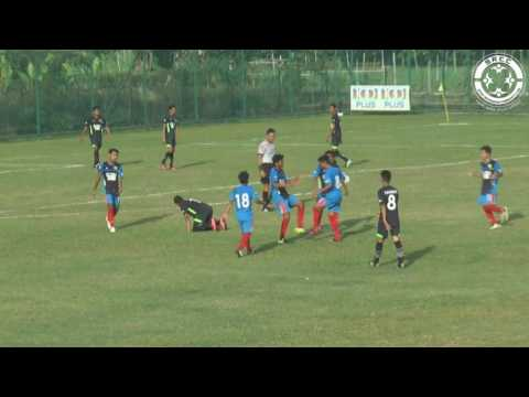 Liga Perak Amanjaya | Group Stage | Tambun Fighters 0-6  Ipoh Barat West Tiger  | Short Highlights