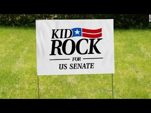 CKN Reacts to Kidrock Running For Senate