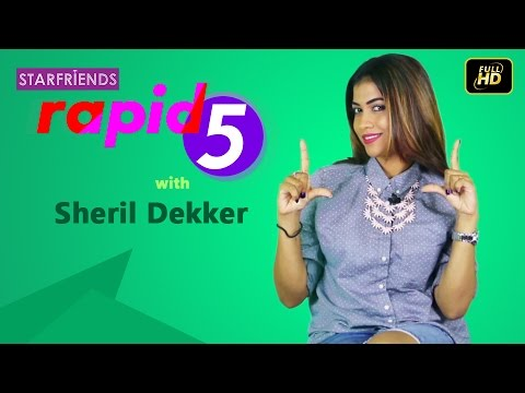 Sheril Dekker with Starfriends Rapid 5