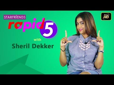 Sheril Dekker with Starfriends Rapid 5
