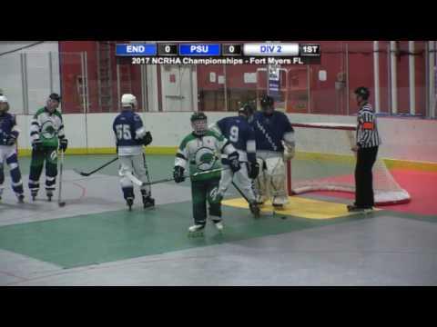 Endicott College Roller Hockey vs. Penn State (National Tournament)