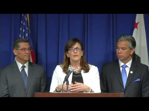 AG Becerra Joins Civic Leaders to Support Ed. and Training in Schools to Prevent Human Trafficking