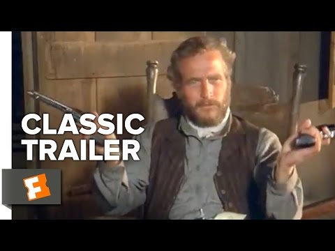 The Life and Times of Judge Roy Bean (1972) Official Trailer - Paul Newman Western Movie HD
