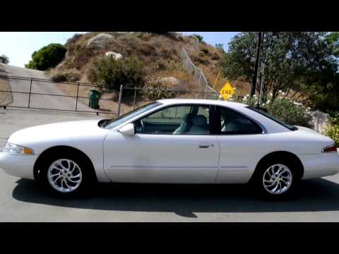 1 Owner Lincoln Mark VIII 8 36,000 Original Miles Coupe In Tech 4.6 V8 GT LSC