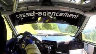Rallye du Mont Blanc 2016 Julien BIDAUD BMW F2000 ES3 Praz de Lys