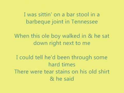 Rascal Flatts- Backwards Lyrics