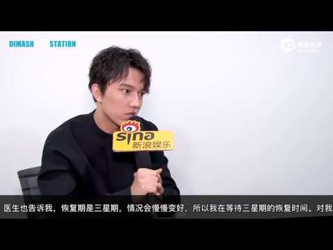 【Sub】Dimash Sina Interview:With fans and popularity, I'm alr