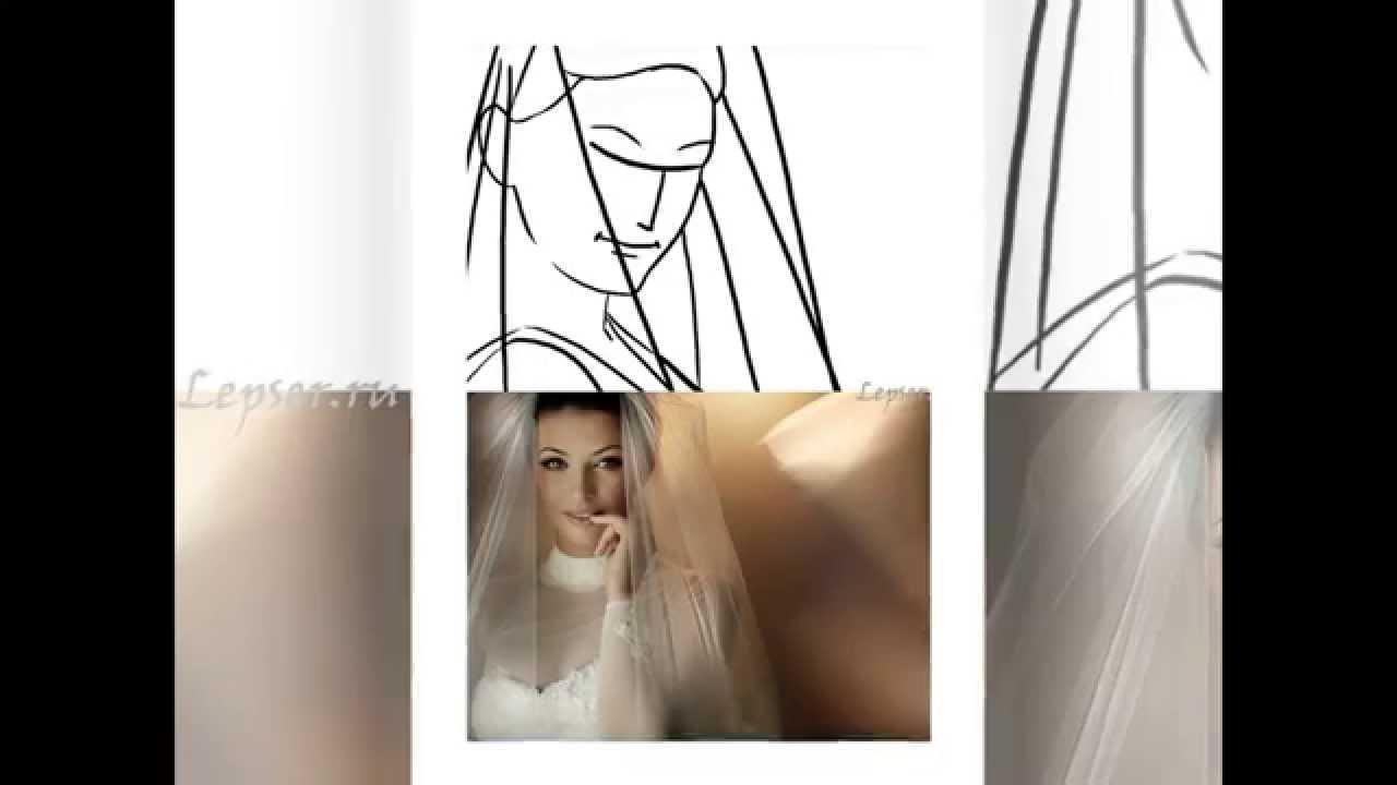 позы для свадьбы фото