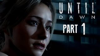 Until Dawn: ÇA COMMENCE FORT! #1