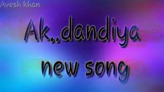new 😎dandiya😎 song 2018 hy re hay nid nhi ayee (👑Ak.. dandiya👑 )